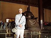 中國北京瀋陽之旅:十三陵之正殿內-2.jpg
