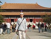 中國北京瀋陽之旅:十三陵之廣場.jpg