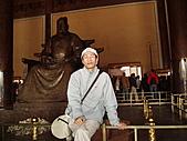 中國北京瀋陽之旅:十三陵懷恩殿內.jpg
