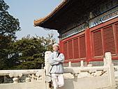 中國北京瀋陽之旅:十三陵懷恩殿側.jpg