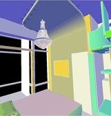 景觀3D作品:101_4F-室內立面圖.JPG