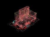 景觀3D作品:3D建築立體圖線架構.JPG