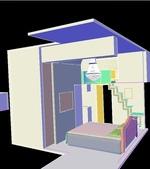 景觀3D作品:101_4F-另一側去掉窗戶及牆面的室內立面圖.JPG