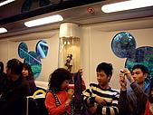 『亡命快劫』捷運地鐵相片投稿:[leon0328] 香港迪士尼
