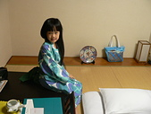 103年01月 「湯の旅」相簿主題投稿活動:[tracysung2002] 小女兒穿日式浴袍Yukata