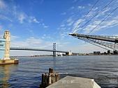 102年12月 「Yahoo網友大方秀」相簿主題投稿活動:[tracysung2002] 費城六座大橋橫跨對岸新澤西州