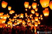 102年2月 「天燈。祈福。年」相簿主題投稿活動:[usa8462] 平溪放天燈
