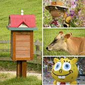 101年9月 「創意封面DIY」相簿主題投稿活動:[jimweaver] 2011飛牛牧場