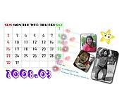 2008年月曆與年曆分享活動!!:[angela.ah] 3月