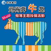 2009元宵奔牛去:2/5~3/3 元宵奔牛趣相簿徵稿