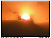 『歡樂時光』相簿主題投稿活動:[b770912] 2009第一顆蛋黃就在觀音山