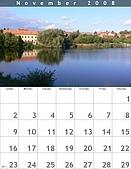 Xuite相簿2008月曆:200811