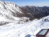 103年03月 「雪跡」相簿主題投稿活動:俯視雪山圈谷.JPG <a target='_blank' href='/lucky.yu/18692564'>[更多lucky.yu的照片]</a>