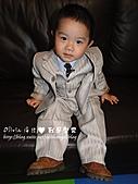 100年4月『親親寶貝』相簿主題投稿活動:[delthangel] 我家也有小型男