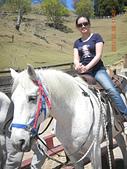 103年02月 「別出新年」相簿主題投稿活動:[tracysung2002] 神氣的長女騎白馬