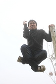 9812『跳』相簿主題投稿活動:[tiger09130] 媽.....快幫我拿衛生紙啦