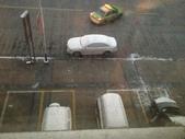 103年03月 「雪跡」相簿主題投稿活動:[tracysung2002] 街上白色雪車