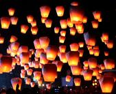 102年2月 「天燈。祈福。年」相簿主題投稿活動:[pang52685913] 平溪天燈升空