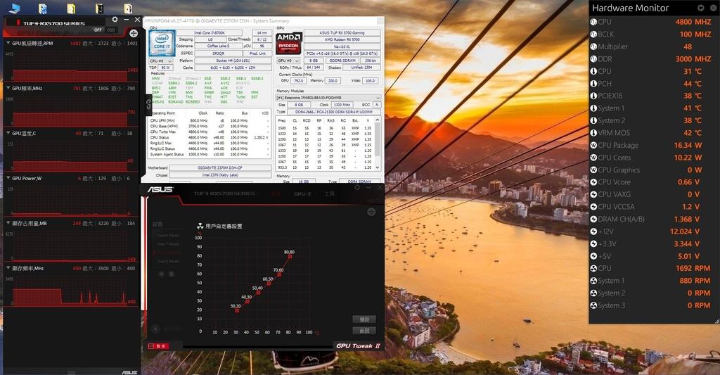 AMD RX 5700 TUF+i7 8700K-Strange Brigade-Benchmark - AMD RX 5700 TUF+i7 8700K-Strange Brigade-Benchmark