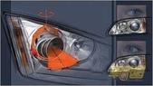 LED 車燈:HID1