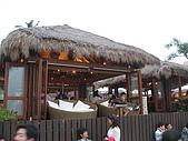 榕堤:有茅草屋頂的哦