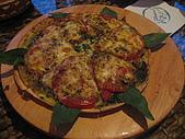 榕堤:超好吃的pizza