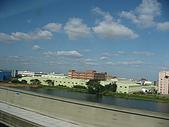 台中二日遊:車子過了桃園,整個天空就變好藍哦