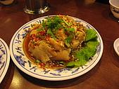 新店山東餃子館:雞肉很嫩,紮實有彈性,醬料酸酸辣辣,很夠味