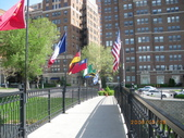 美國:在堪薩斯城看到中華民國國旗