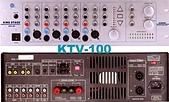 KING STAGE舞台音響卡拉OK綜合擴大機混音機等化器訂購電話:04-26357128:KTV-100.jpg