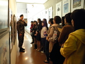 """智鉉寓 - 入伍:201210-第2屆 護國美術大展"""" 作品解說"""