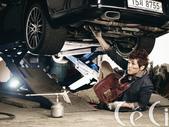 智鉉寓 的雜誌~:ceci-11月號