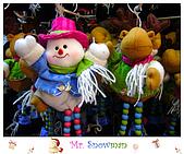 Munchen ~:Mr Snowman ~