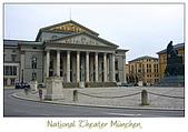 Munchen ~:Nationaltheater Munchen ~