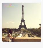 Self Portrait:Summer in Paris