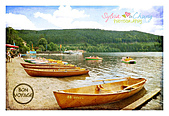 Germany 德國 ~ Lake Titisee & Black Forest :
