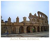 Macau ~:Ancient Roman Architecture ~