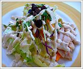 Two Fish Cafe 雙魚花園:Chicken Salad