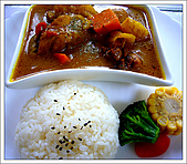 Two Fish Cafe 雙魚花園:Coconut Chicken Curry