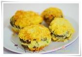 What's Cooking??:炸香菇馬鈴薯球 Fried Mushroom Stuffing
