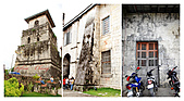 Phillipines ~ Cebu 宿霧:A face on the wall