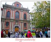 Munchen ~:Burgersaalkirche ~