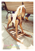 Canada  加拿大 ~ St. Lawrence Market:A rocking horse