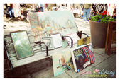 Canada  加拿大 ~ St. Lawrence Market:Nice paintings