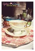 Canada  加拿大 ~ St. Lawrence Market:Vintage tea cup