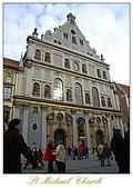 Munchen ~:St. Michael Church ~