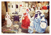 Canada  加拿大 ~ St. Lawrence Market:Ball room figurine