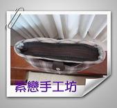 拼布-大包小包:站牌女孩玫瑰花三層斜背包2.jpg