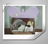 拼布-小物:慵懶小女孩-短夾1.jpg