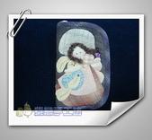 拼布-小物:三姐妹手機袋2